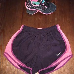 Nike dri-fit shorts small